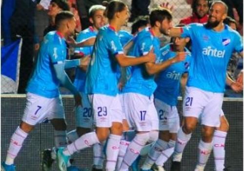 Nacional superó a Racing por 3 a 0 en el…