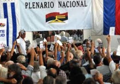Plenario inhabilitó a Sendic y De León y expulsó a…