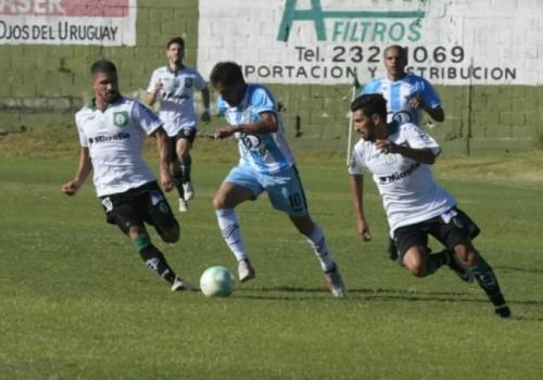 Cerro Largo goleó a Racing 3-0 en Melo