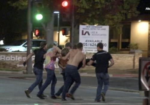 Un exmarine mata a tiros a 12 personas en una…