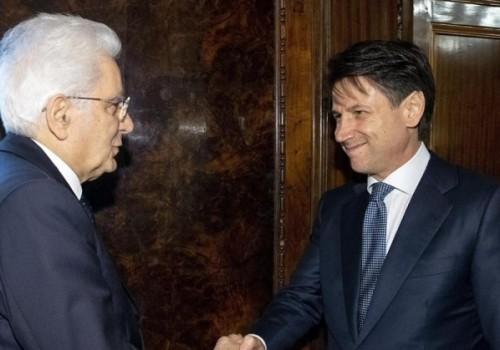Giuseppe Conte es el nuevo primer ministro después de 80 días