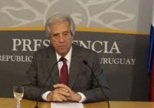 Comunicado del presidente Tabaré Vázquez