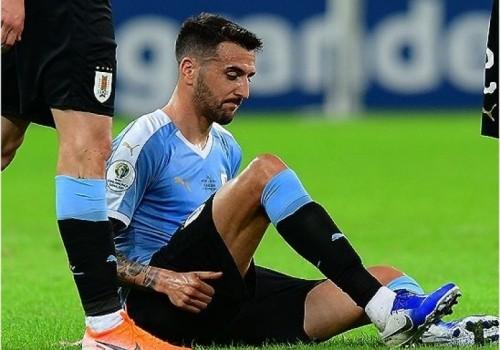 Una lástima: la lesión de Matías Vecino