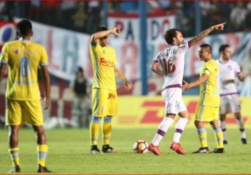 Nacional goleó a Real Garcilaso por 4 a 0