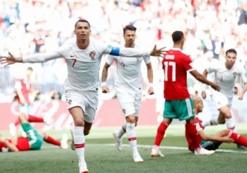 Portugal le ganó por la mínima diferencia a Marruecos