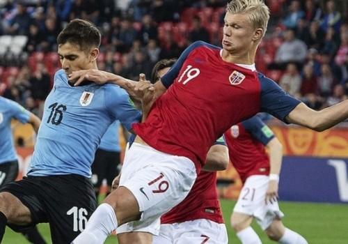 Buen comienzo celeste: Uruguay se impuso 3-1 ante Noruega