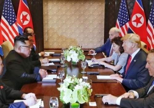 Histórica cumbre entre Estados Unidos y Corea del Norte