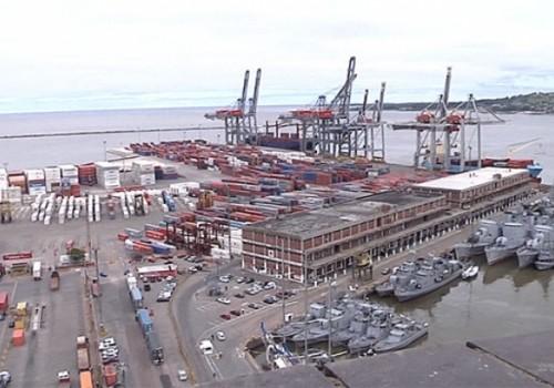 Accidente en el Puerto de Montevideo: dos hombres fallecidos