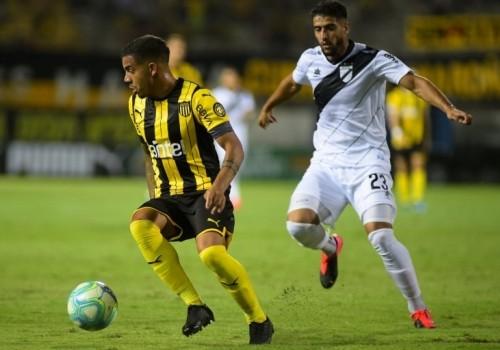 Fue suspendido el partido Danubio – Peñarol por Covid-19