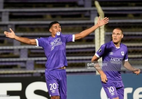 Gran triunfo de Defensor Sporting ante Monagas: 3-1