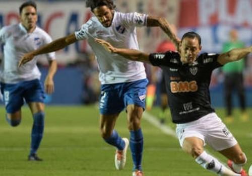 Nacional le ganó a Atlético Mineiro por 1 a 0 en el GPC