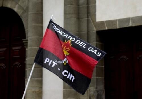 Paro parcial del PIT-CNT por despidos en Montevideo Gas