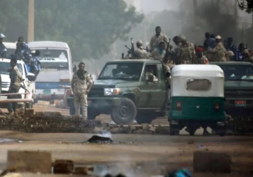 30 muertos en represión de la junta militar
