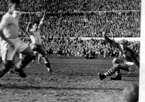 Final del Mundial 1930 - Uruguay vs Argentina