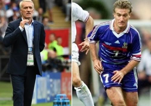 Didier Deschamps ingresó a un club muy exclusivo
