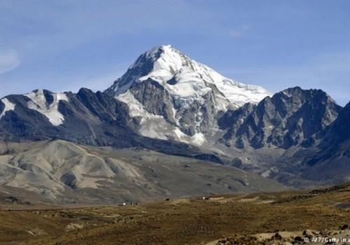 Se acelera el deshielo de la cordillera de los Andes