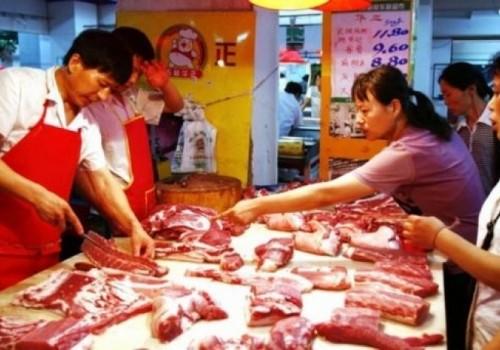 Baja el precio de la carne de exportación a China