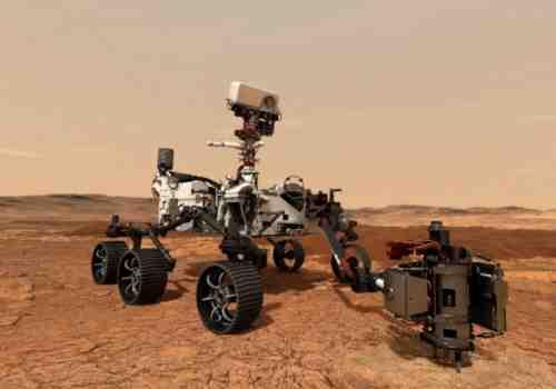 El Perseverance comienza su misión en Marte