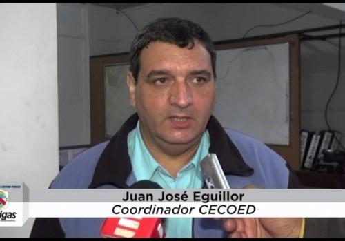 Falleció Juan José Eguillor, coordinador del CECOED de Artigas