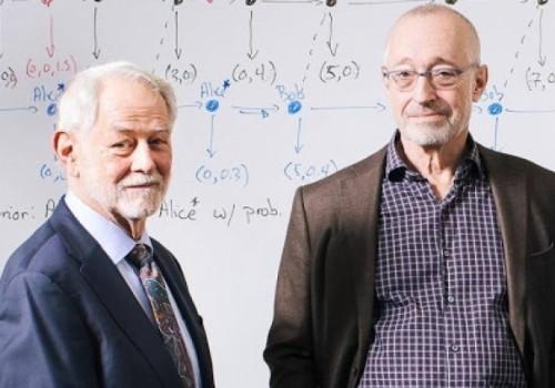 Nobel de Economía para dos expertos en subastas