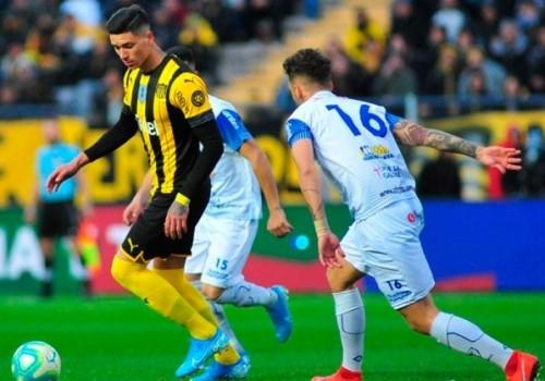 Peñarol resignó dos puntos ante Juventud: 1- 1