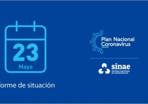 Fallecieron dos pacientes por coronavirus en Rivera