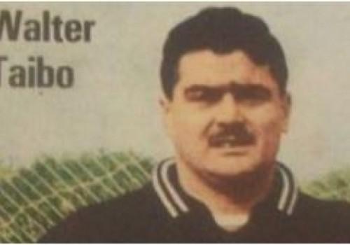 Adiós a Walter Taibo, campeón con Nacional y Peñarol