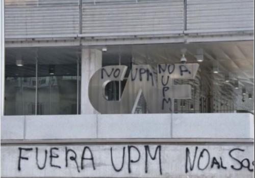Manifiestan contra acuerdo con UPM