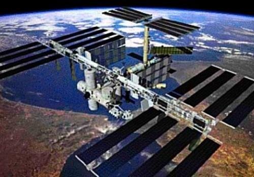 La Estación Espacial Internacional será visible este martes