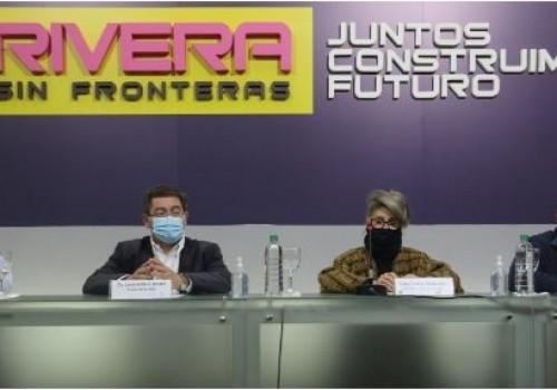 Análisis aleatorios y nuevos controles en la ciudad de Rivera