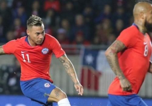 Chile goleó a Japón 4 a 0