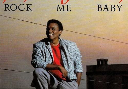 Johnny Nash - Rock Me Baby