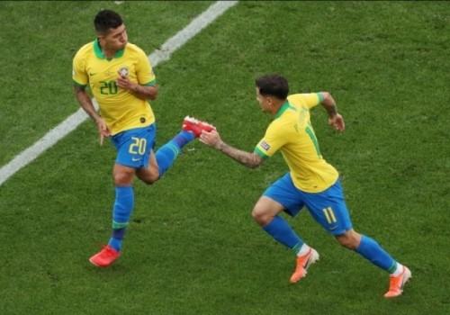 Brasil venció a Paraguay por penales: 4-3