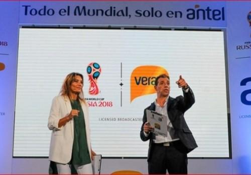 Vera+ transmitirá el Mundial en 4K para móviles