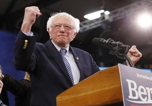Bernie Sanders gana el caucus demócrata en Nevada