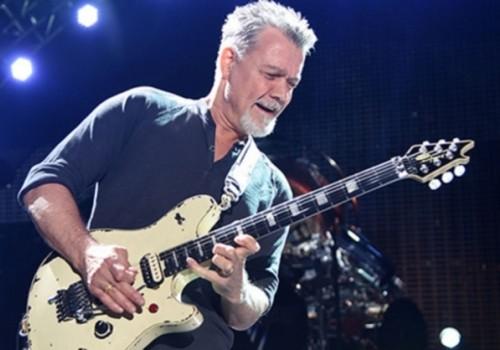 Ha muerto el guitarrista de rock Eddie Van Halen