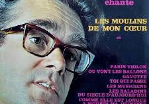 Michel Legrand - Les moulins de mon coeur