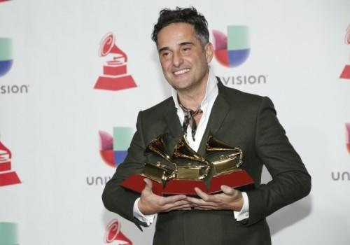 Jorge Drexler, el gran triunfador de los Grammy Latinos en…