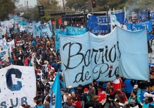 Movilizaciones paralizaron Buenos Aires este miércoles