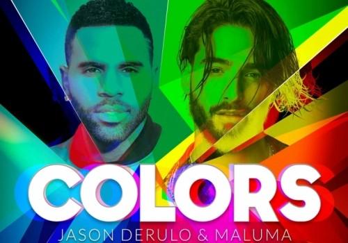 Jason Derulo, Maluma - Colors (Videoclip Oficial)