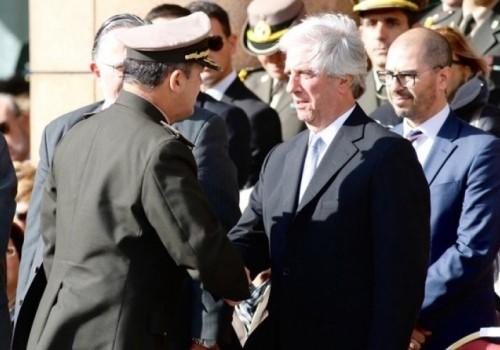 El presidente Vázquez encabezó el acto del 18 de Mayo