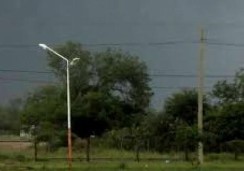 Alerta amarilla por tormentas y lluvias en el norte