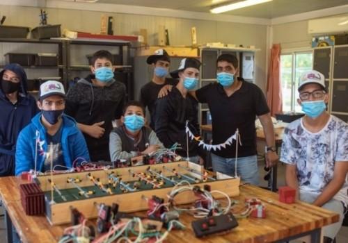 Premios de Plan Ceibal a mejores proyectos de robótica