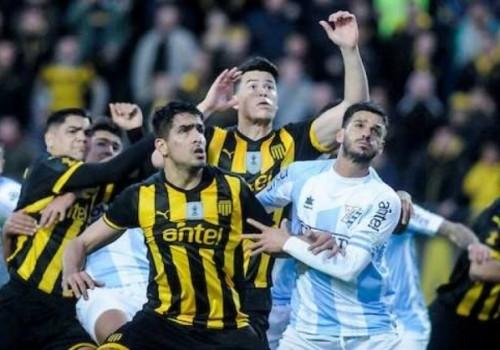Peñarol derrotó a Cerro en la hora y con 10…