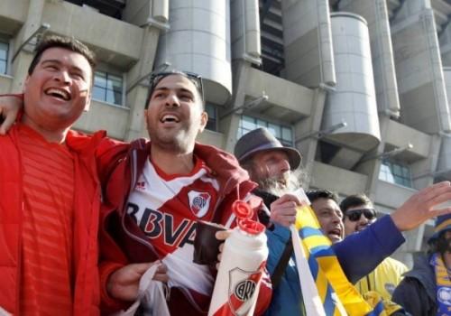 River Plate - Boca Juniors este domingo a las 16:30…