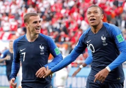 Francia clasificó y Perú quedó eliminado