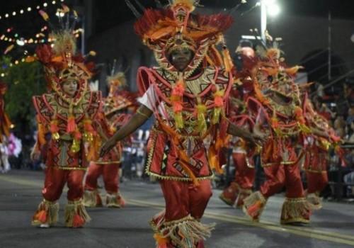 Imperatriz, la ganadora del desfile de Escuelas de Samba