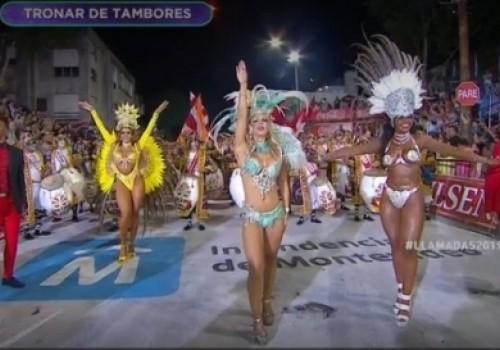 Tronar de Tambores es la comparsa ganadora del desfile de…
