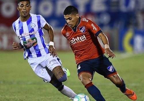 Cerro Largo y Nacional empataron sin goles en Melo