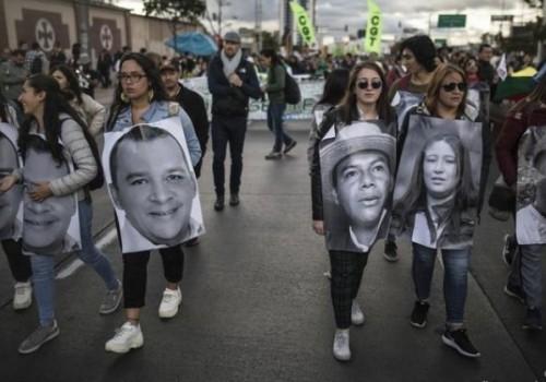 ONU: preocupación por asesinatos de líderes sociales